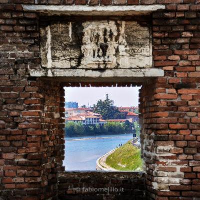Verona, in un quadro