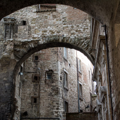 Perugia, Middle Ages